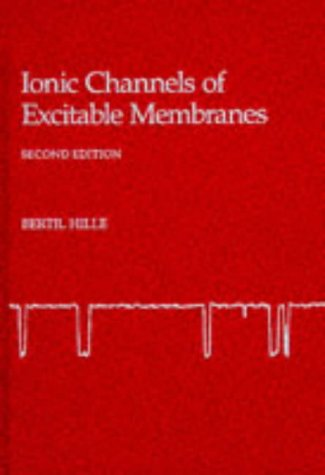 9780878933235: Ionic Channels of Excitable Membranes