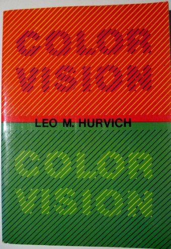 9780878933372: Colour Vision