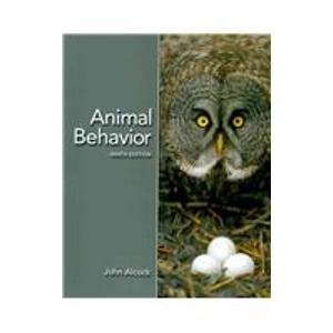 9780878933587: Animal Behavior