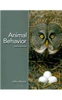 9780878933587: Animal Behavior