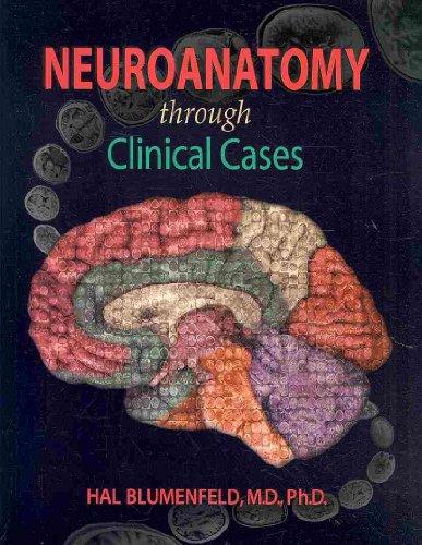 9780878933839: Neuroanatomy Through Clinical Cases