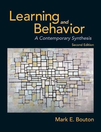 9780878933853: Learning and Behavior: A Contemporary Synthesis