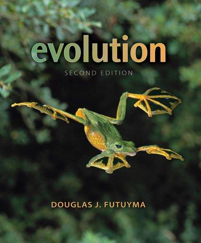 Evolution, Second Edition: Douglas J. Futuyma