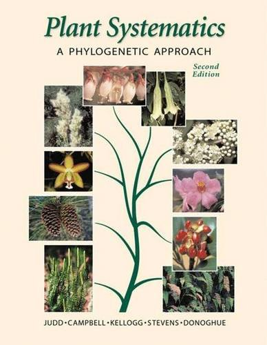 9780878934034: Plant Systematics: A Phylogenetic Approach with CDROM