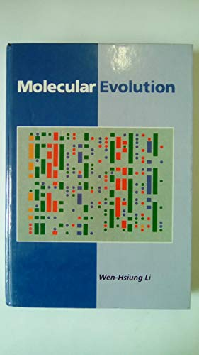 9780878934638: Molecular Evolution