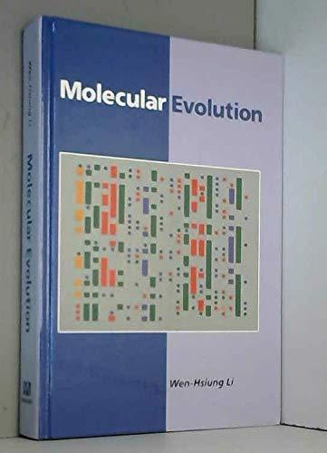 9780878934638: Molecular Evolution