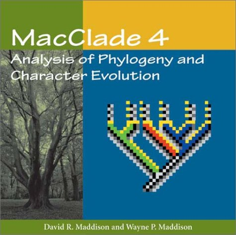 9780878934706: Macclade 4: Analysis of Phylogeny and Character Evolution