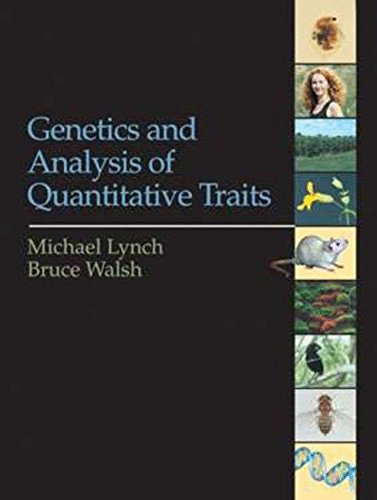 9780878934812: Genetics and Analysis of Quantitative Traits
