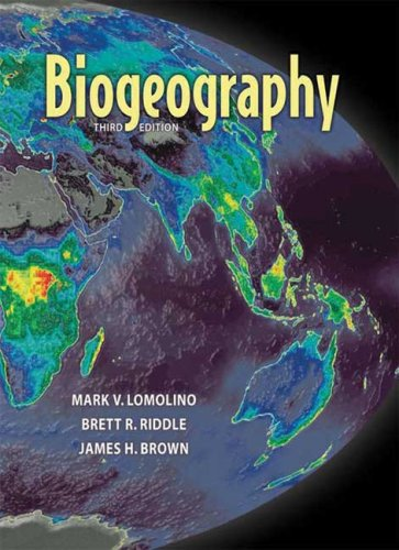 9780878934867: Biogeography, Third Edition