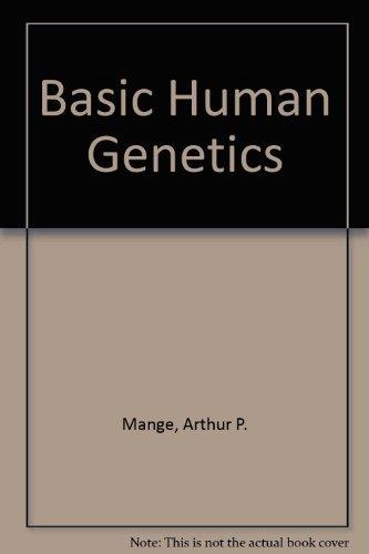 9780878934959: Basic Human Genetics