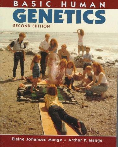 9780878934973: Basic Human Genetics