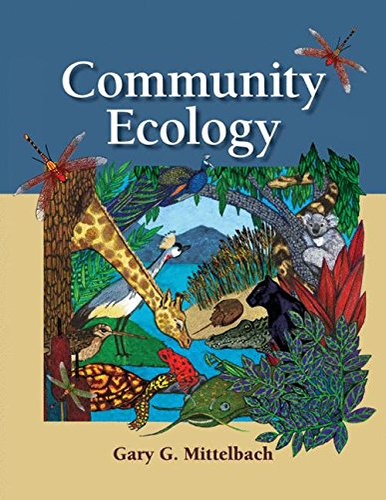 9780878935093: Community Ecology