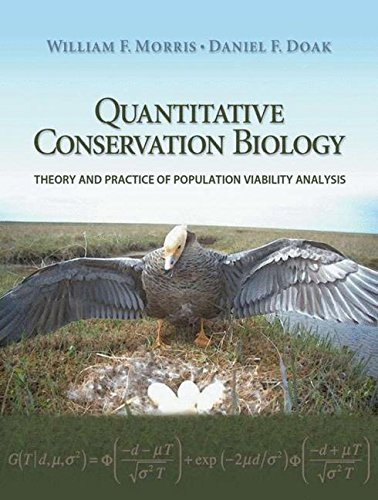 9780878935468: Quantitative Conservation Biology: Theory and Practice of Population Viability Analysis