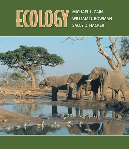 9780878935611: Ecology