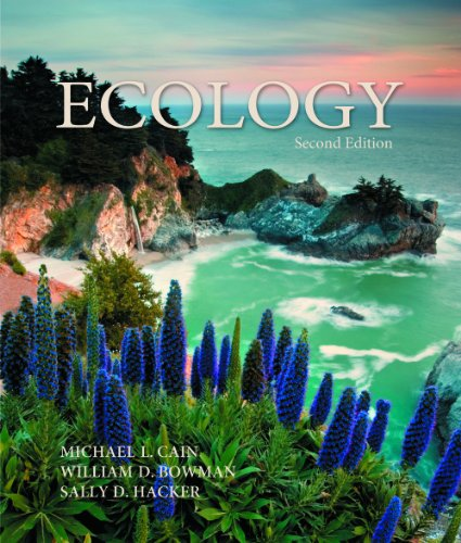 9780878936007: Ecology,(Looseleaf), Second Edition