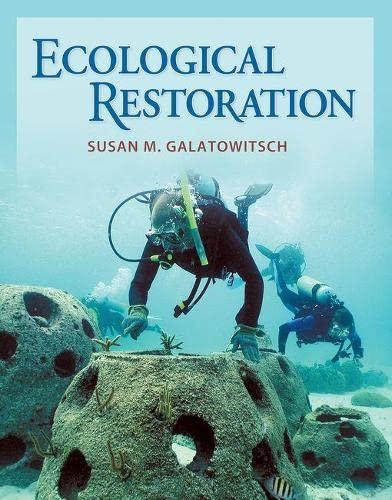9780878936076: Ecological Restoration