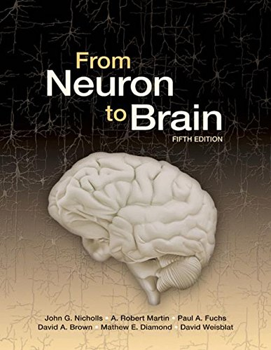 9780878936090: From Neuron to Brain, Fifth Edition
