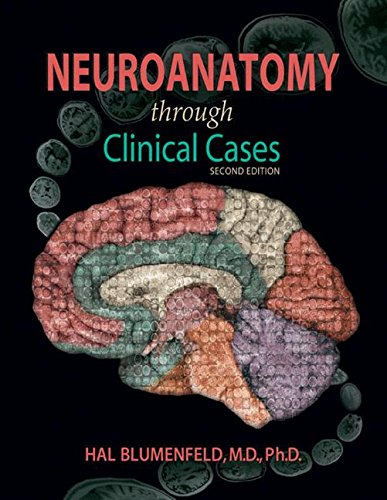 9780878936137: Neuroanatomy through Clinical Cases