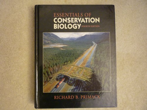 9780878936397: Essentials of Conservation Biology, Fourth Edition