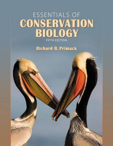 9780878936403: Essentials of Conservation Biology, Fifth Edition