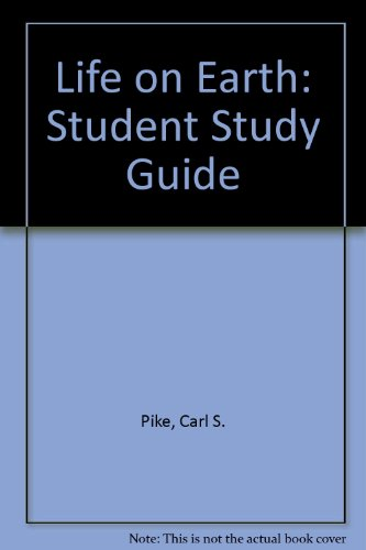 9780878936601: Life on Earth: Student Study Guide