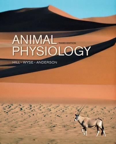 9780878936625: Animal Physiology