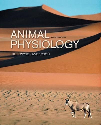 9780878936625: Animal Physiology