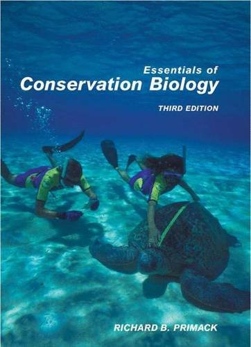 9780878937196: Essentials of Conservation Biology