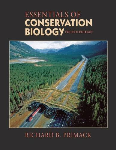 9780878937202: Essentials of Conservation Biology, Fourth Edition