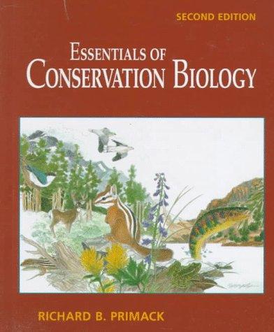 9780878937219: Essentials of Conservation Biology