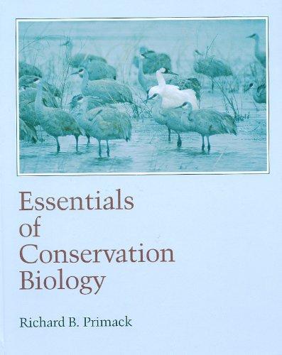 9780878937226: Essentials of Conservation Biology