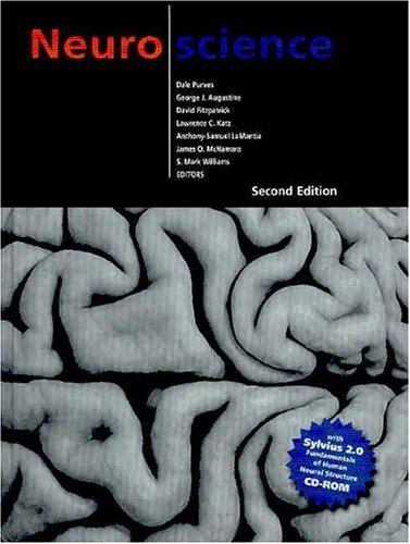 9780878937424: Neuroscience (Book with CD-ROM)