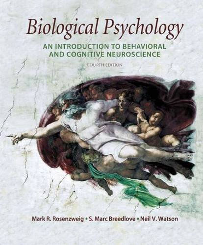 9780878937547: Biological Psychology: An Introduction to Behavioral and Cognitive Neuroscience