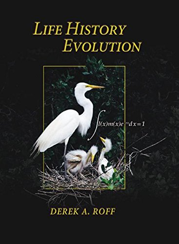 9780878937561: Life History Evolution
