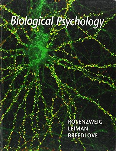 9780878937752: Biological Psychology