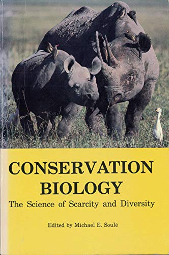 9780878937950: Conservation Biology: The Science of Scarcity and Diversity