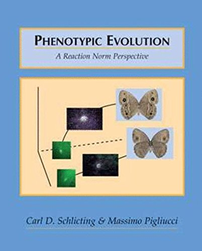 9780878937998: Phenotypic Evolution: A Reaction Norm Perspective