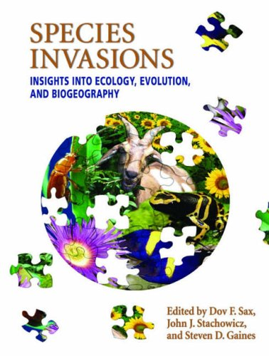 9780878938117: Species Invasions: Insights into Ecology, Evolution, and Biogeography