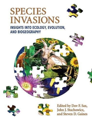 9780878938216: Species Invasions: Insights into Ecology, Evolution, and Biogeography