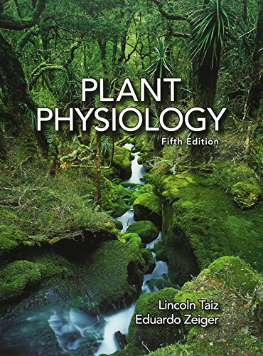 9780878938667: Plant Physiology, Fifth Edition