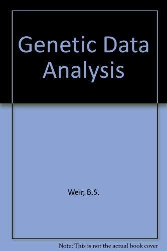 9780878938711: Genetic Data Analysis: Methods for Discrete Population Genetic Data