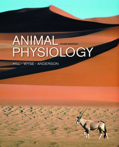 9780878938988: Animal Physiology
