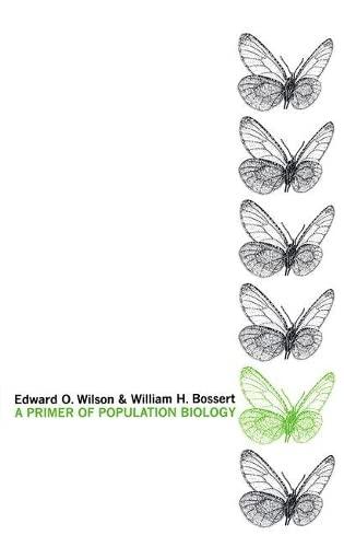 9780878939268: Primer Of Population Biology