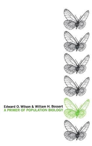9780878939268: A Primer of Population Biology