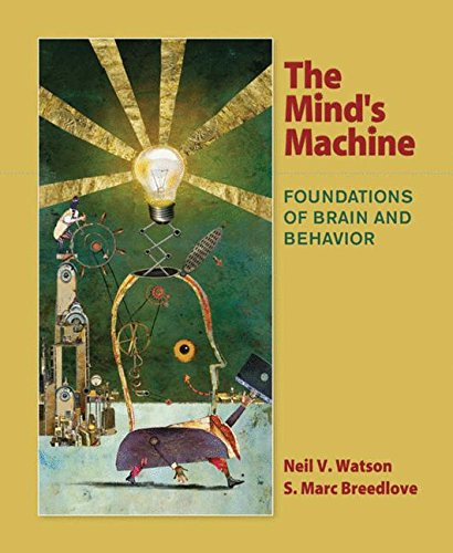 9780878939336: The Mind's Machine: Foundations of Brain and Behavior