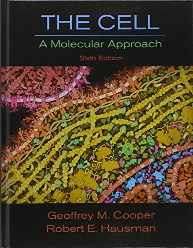 9780878939640: The Cell: A Molecular Approach