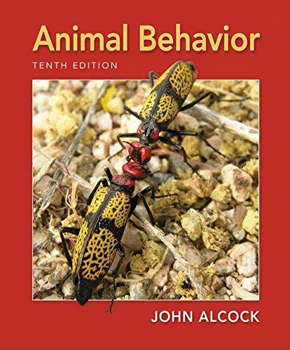 9780878939664: Animal Behavior: An Evolutionary Approach