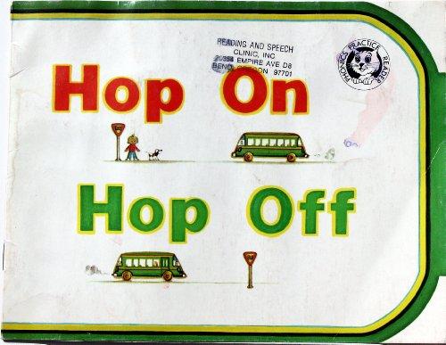 9780878950171: Hop on, hop off (Phonics practice readers)