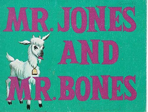 Mr Jones and Mr Bones: Janis Asad Raabe