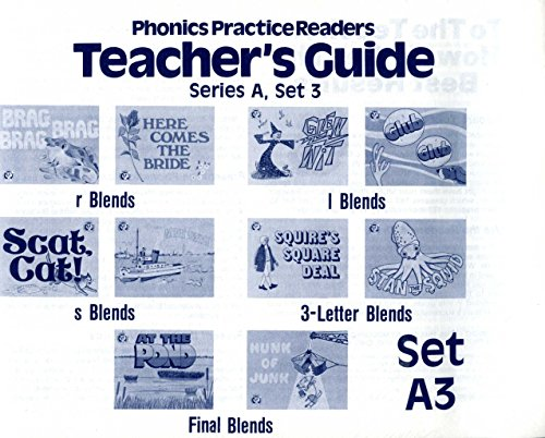 9780878950393: Phonics Practice Readers Series A, Set 3